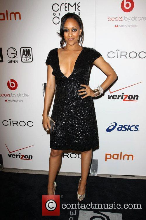 Tia Mowry and Celebration 5