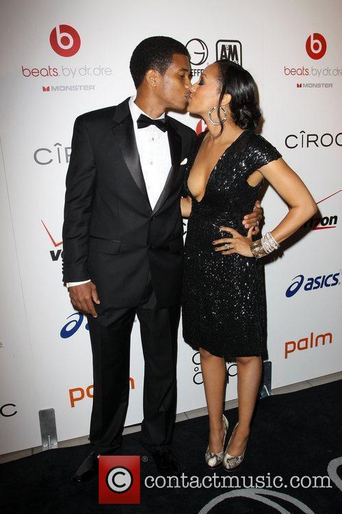 Tia Mowry And Her Boyfriend, Tia Mowry and Celebration 2