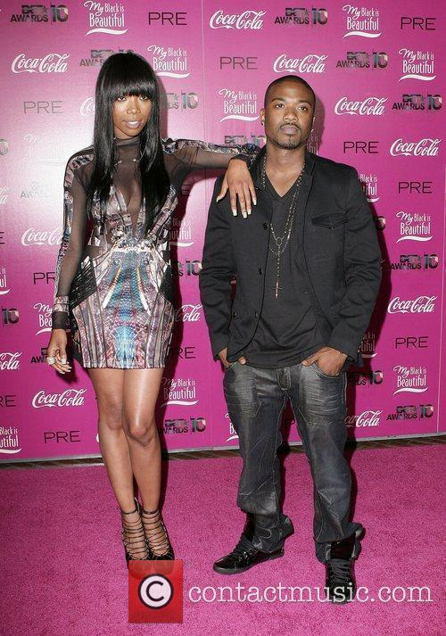 Brandy Norwood and Ray J Norwood 3rd Annual...