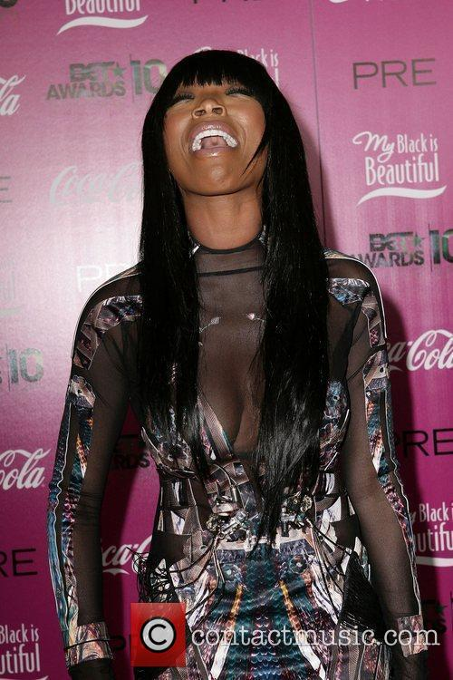 Brandy Norwood 3rd Annual BET Network's BET Awards...