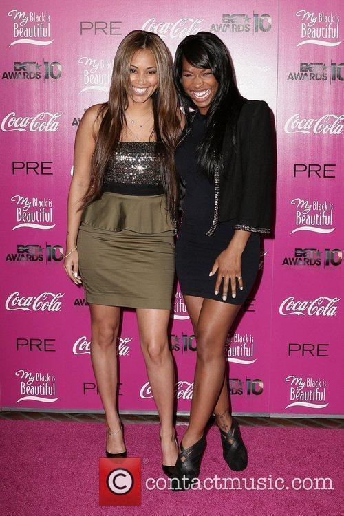 Lauren London and Nivea 2