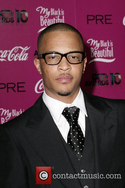 Rapper T.I. 3rd Annual BET Network's BET Awards...