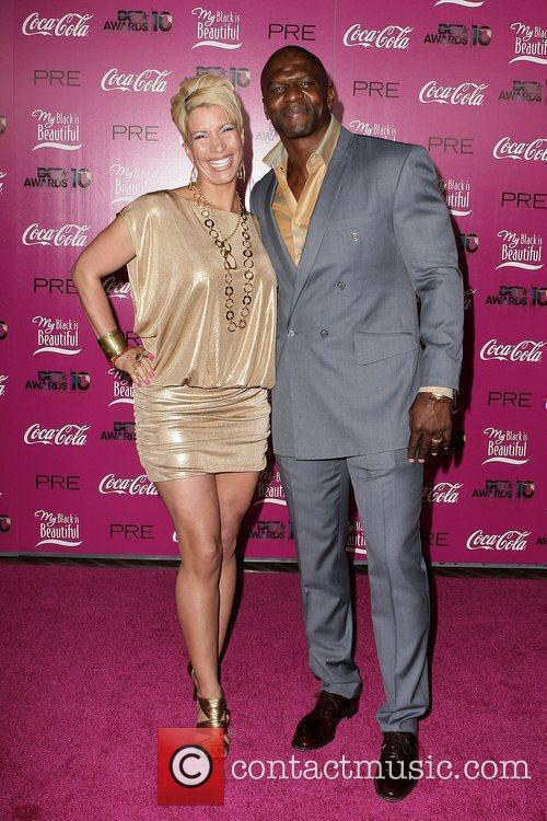 Terry Crews and wife Rebecca Crews 3rd Annual...