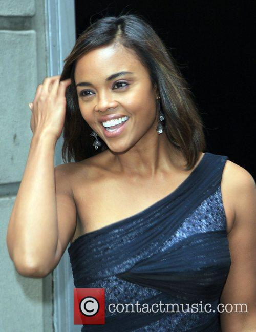 Actress Sharon Leal and Sharon Leal 3