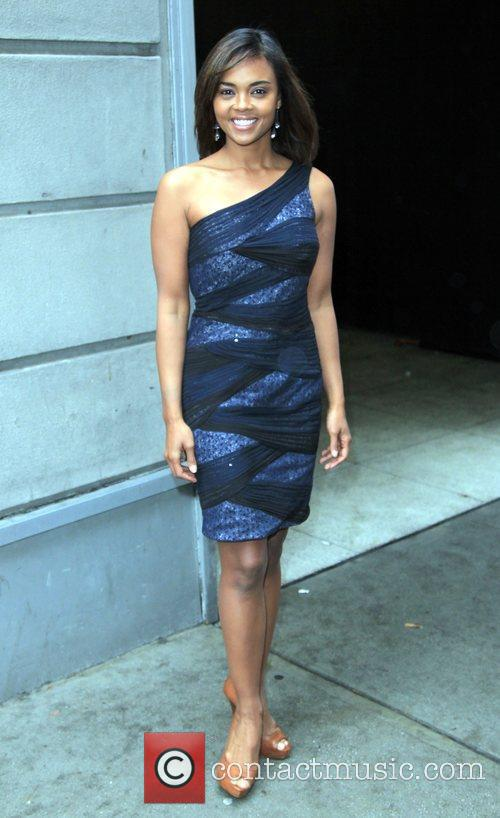 Actress Sharon Leal and Sharon Leal 4