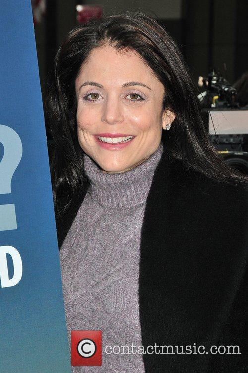 Bethenny Frankel of the Real Housewives of New...