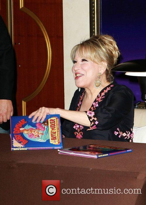 bette midler books