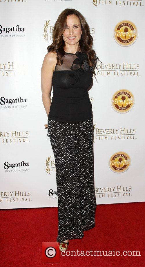 Andie MacDowell 10th Annual International Beverly Hills Film...