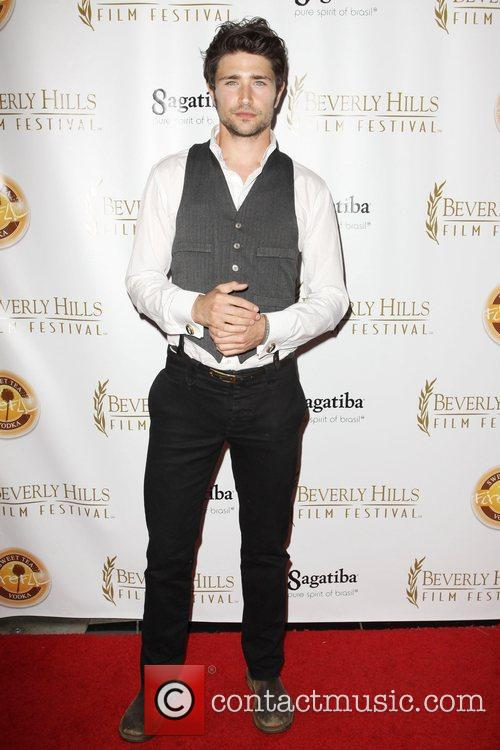Matt Dallas  10th Annual International Beverly Hills...
