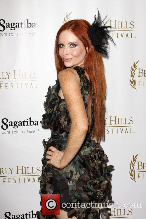 Phoebe Price 10th Annual International Beverly Hills Film...