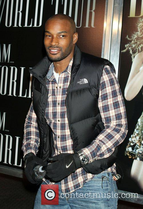 Tyson Beckford and Beyonce Knowles 6