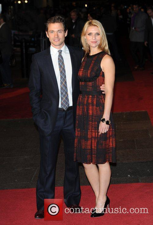 Hugh Dancy and Claire Danes The BFI London...