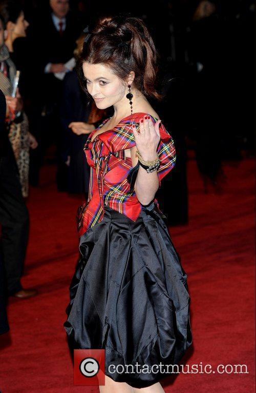 Helena Bonham Carter The BFI London Film Festival:...