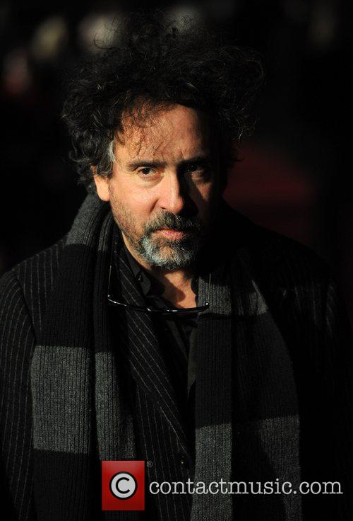 Tim Burton The BFI London Film Festival: 'The...