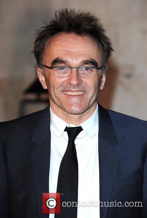 Danny Boyle BFI London Film Festival: Awards Ceremony...