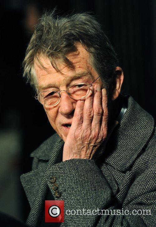 John Hurt BFI London Film Festival: Awards Ceremony...