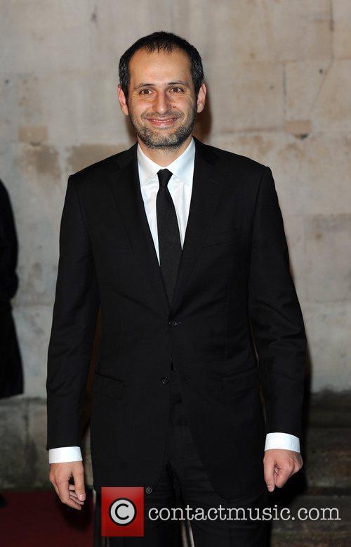Alexei Popogrebski BFI London Film Festival: Awards Ceremony...
