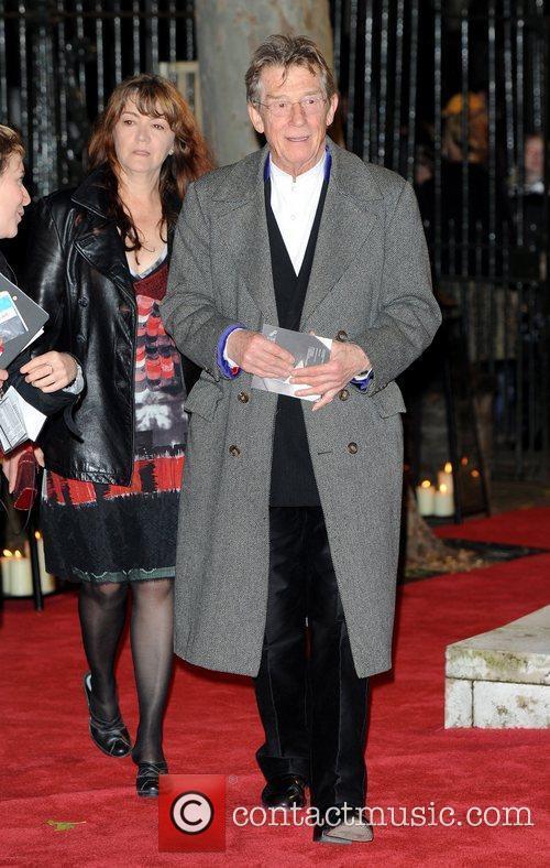Guest and John Hurt BFI London Film Festival:...