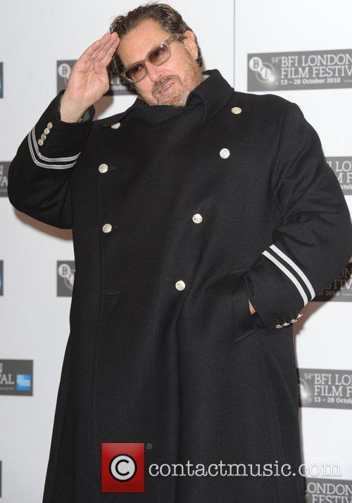 Julian Schnabel The 54th BFI London Film Festival...