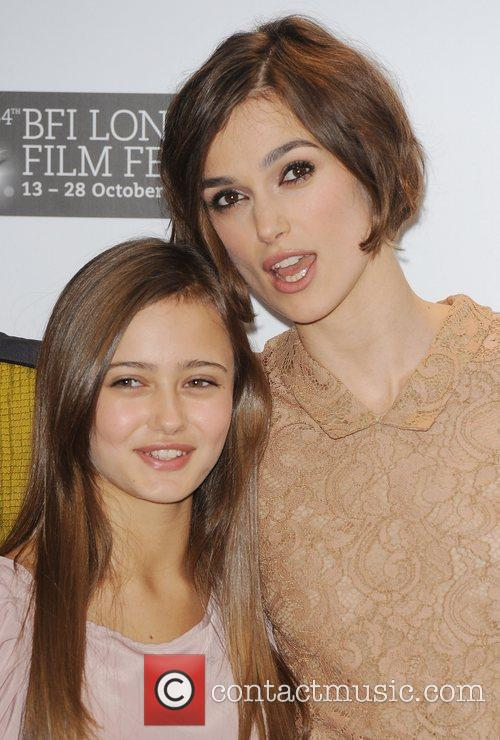 keira knightley picture 3047651 | keira knightley and ella purnell the ...