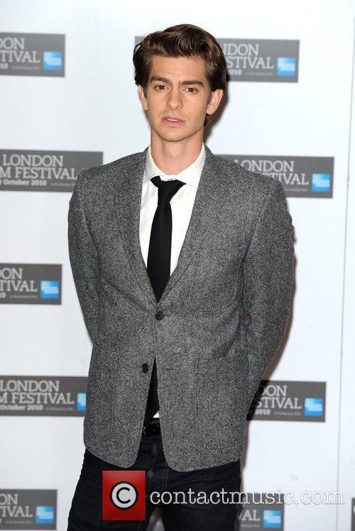 Andrew Garfield The 54th Times BFI London Film...