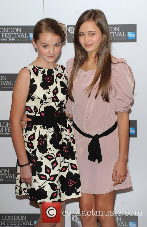 Isobel Meikle-Small and Ella Purnell  The 54th...