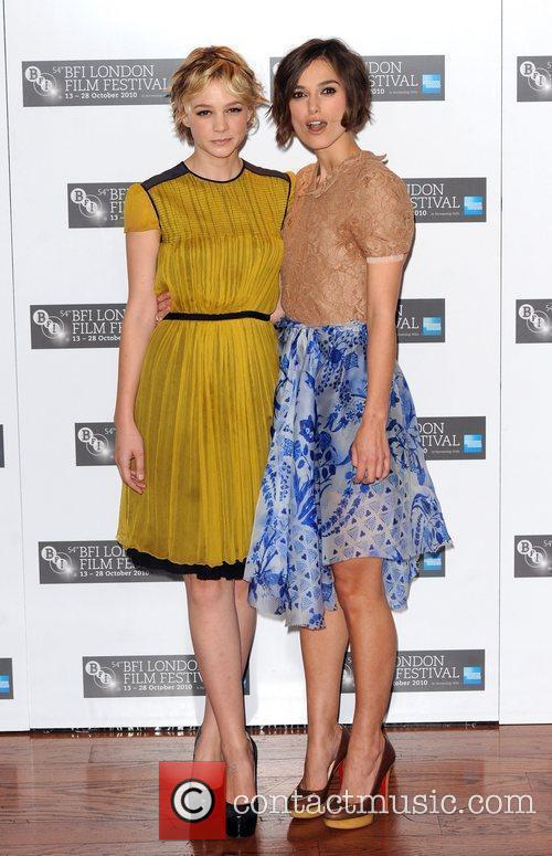 Carey Mulligan and c The 54th Times BFI...