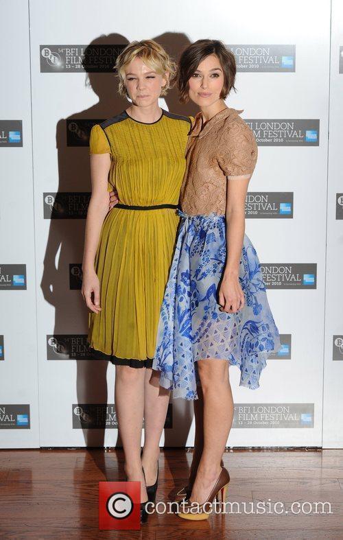 Carey Mulligan and Keira Knightley 2