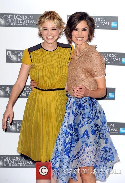 Carey Mulligan and Keira Knightley 11