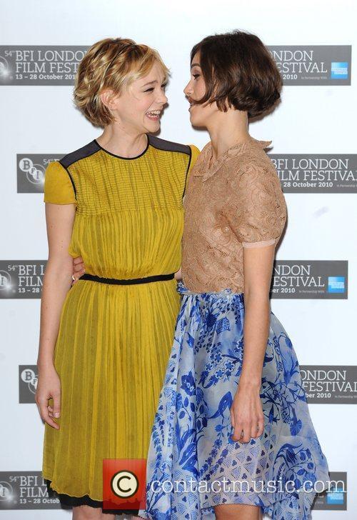 Carey Mulligan and Keira Knightley 10
