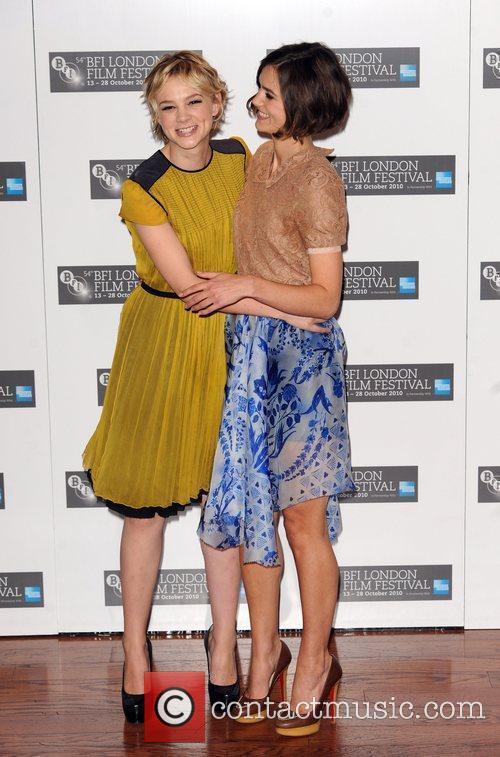 Carey Mulligan and Keira Knightley 6
