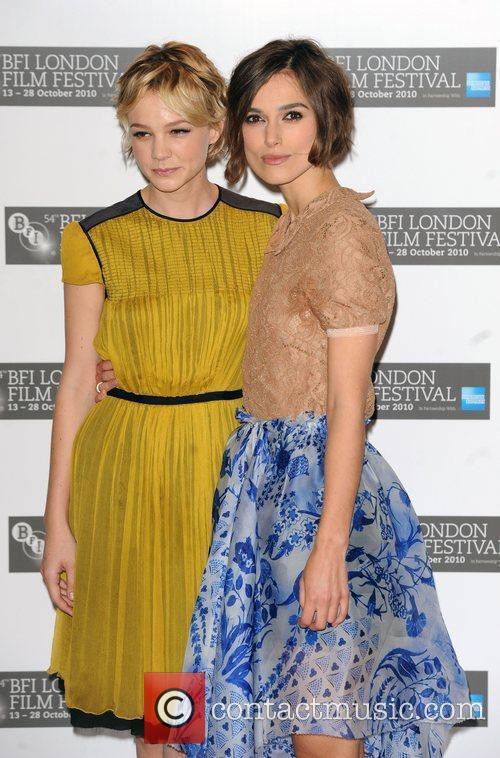 Carey Mulligan and Keira Knightley 8