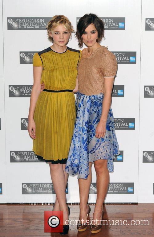 Carey Mulligan and Keira Knightley 4