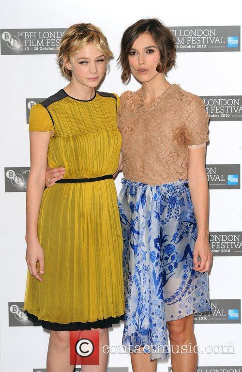Carey Mulligan and Keira Knightley 5