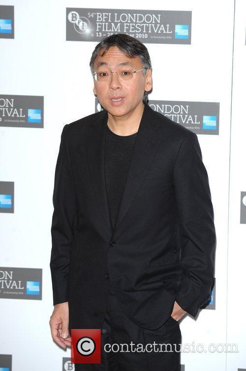 Kazuo Ishiguro  The 54th Times BFI London...