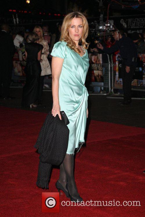 Gillian Anderson The 54th Times BFI London Film...
