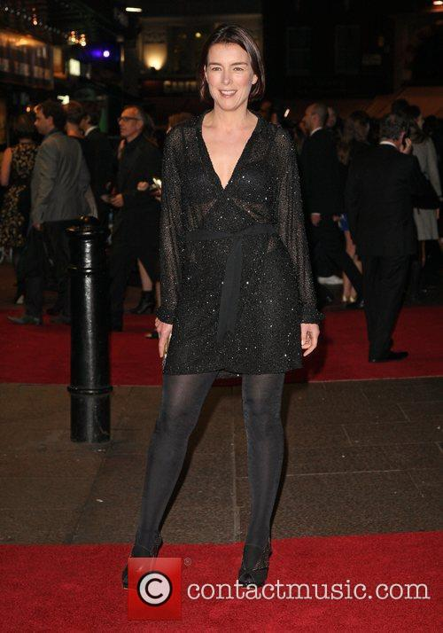 Olivia Williams  The 54th Times BFI London...