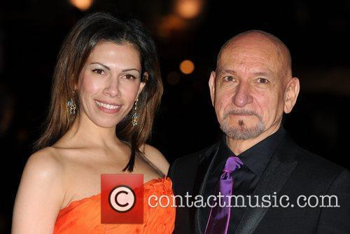 Sir Ben Kingsley and guest The 54th Times...