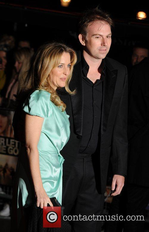 Gillian Anderson and guest The 54th Times BFI...