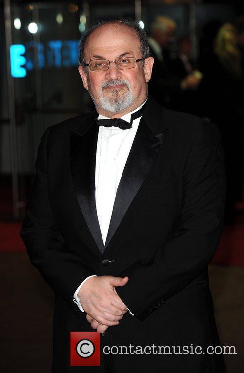 Salman Rushdie The 54th Times BFI London Film...