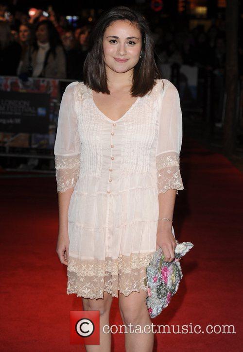 Yasmin Paige 54th BFI London Film Festival: 'Submarine'...