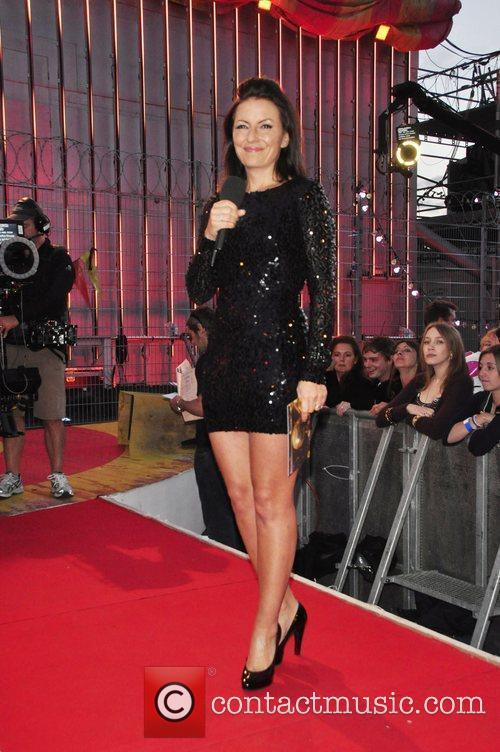 Davina McCall The 11th and final Big Brother...