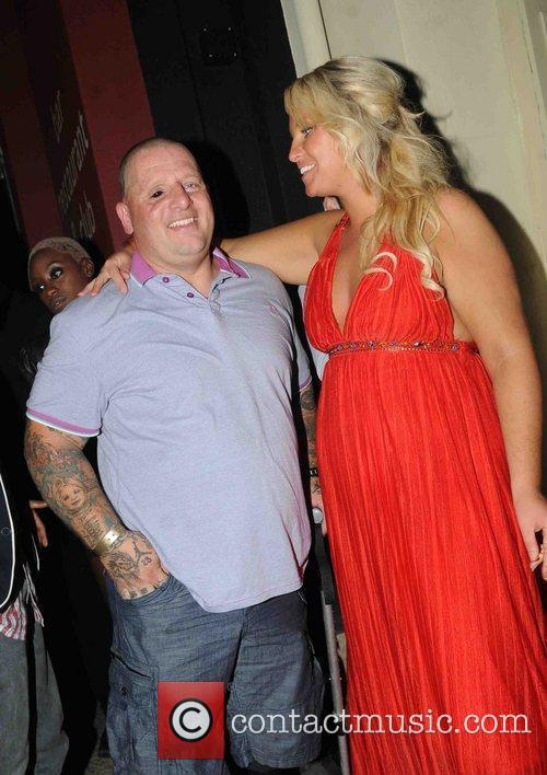 Steve Gill and Josie Gibson The Big Brother...