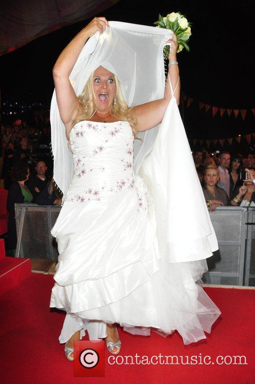 Vanessa Feltz enters the 'Ultimate Big Brother House'...