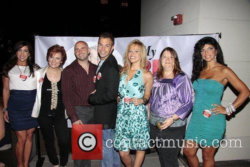 Jacqueline Laurita, Caroline Manzo, Anthony J. Wilkinson, Dina...