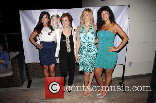 Jacqueline Laurita, Caroline Manzo, Dina Manzo, and Teresa...