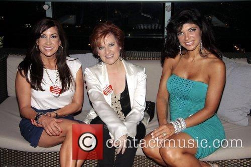 Jacqueline Laurita, Caroline Manzo, and Teresa Giudice 'The...