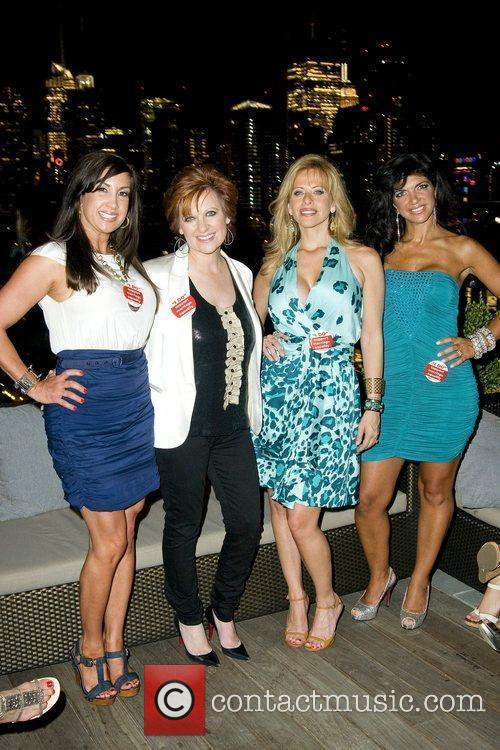 'The Real Housewives of New Jersey' cast members...