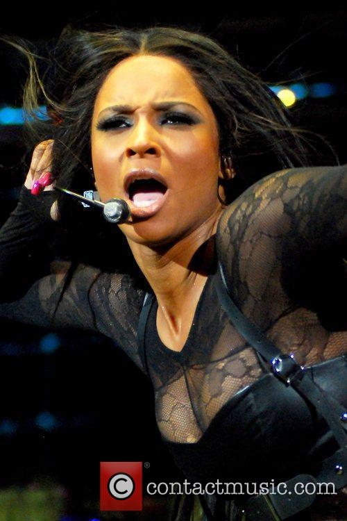 Ciara performs at Chicago's 107.5FM WGCI Big Jam...