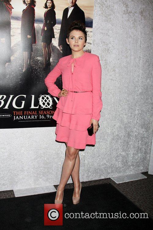 Ginnifer Goodwin and Hbo 1
